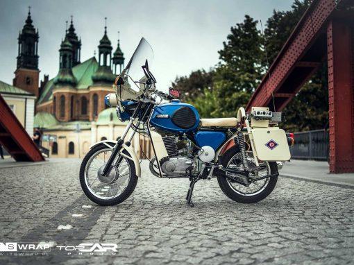 Motocykl MZ 250
