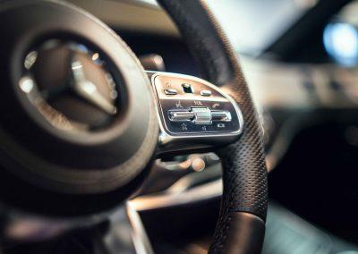 Mercedes S itswrap oklejanie aut 11