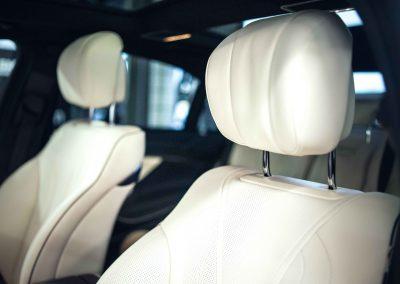 Mercedes S itswrap oklejanie aut 12