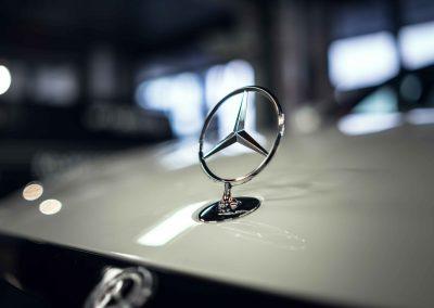 Mercedes S itswrap oklejanie aut 14