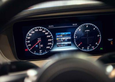 Mercedes S itswrap oklejanie aut 19