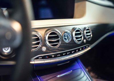 Mercedes S itswrap oklejanie aut 20