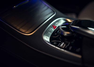 Mercedes S itswrap oklejanie aut 21