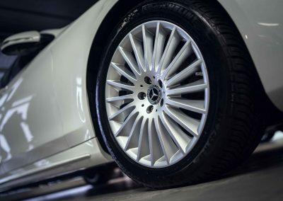 Mercedes S itswrap oklejanie aut 22