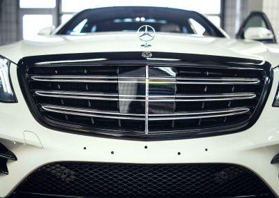 Mercedes S itswrap oklejanie aut 23