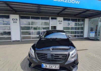 Mercedes Klasa S_itswrap_poznan1
