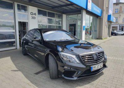 Mercedes Klasa S_itswrap_poznan2