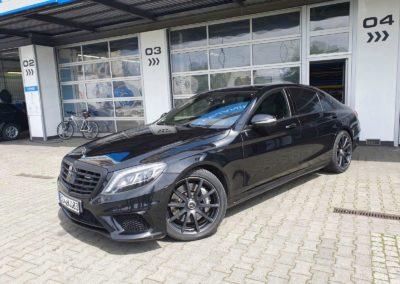 Mercedes Klasa S_itswrap_poznan3