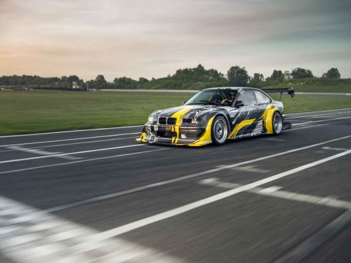 BMW e36 GTR