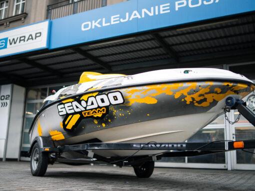 Motorówka Sea-doo Speedster