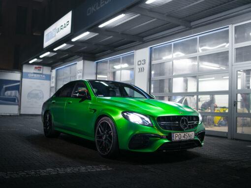 Mercedes E Klasa HULK