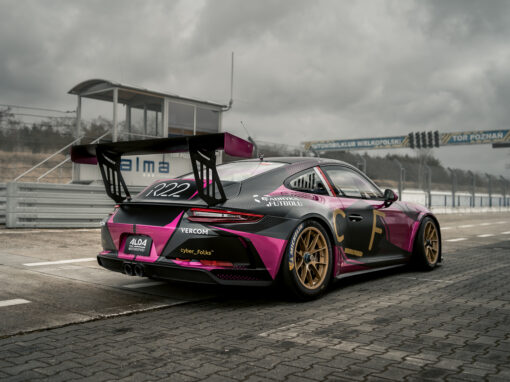 Porsche 911 Torowe
